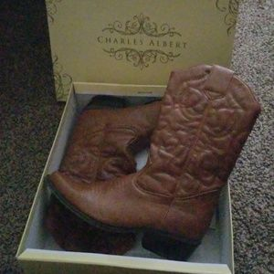 Charles Albert boots